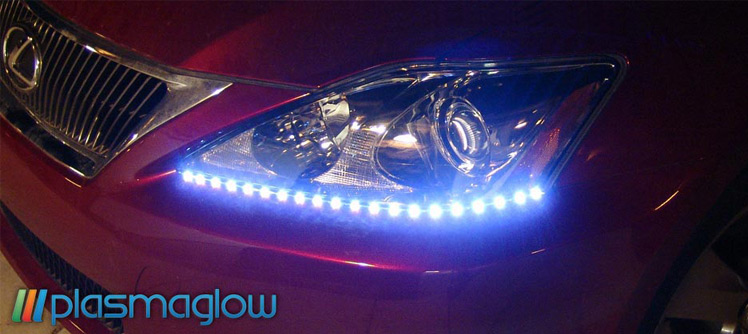 PlasmaGlow Lightning Eyes Headlight Kit