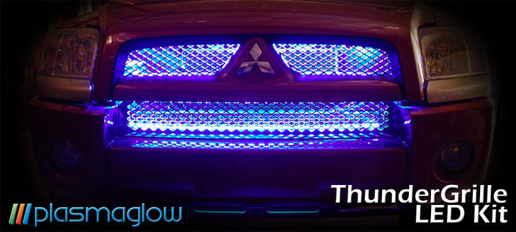 PlasmaGlow Thundergrille LED Kit