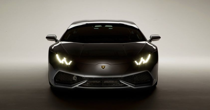 Lamborghini LED Lights | Headlights & Tail Lights — Fancygens