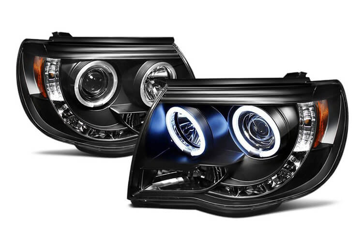 Spyder Halo Projector Headlights